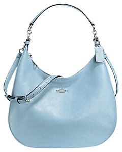 Coach 38259 Harley Cornflower Hobo Bag