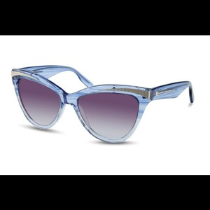 Jason Wu Jason Wu Blue Stripe Jessa Sunglasses