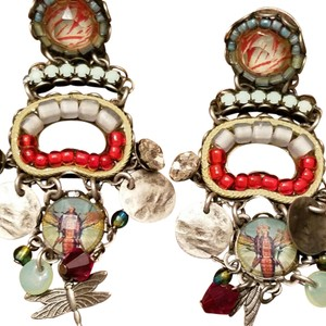 Ayala Bar Statement Earrings