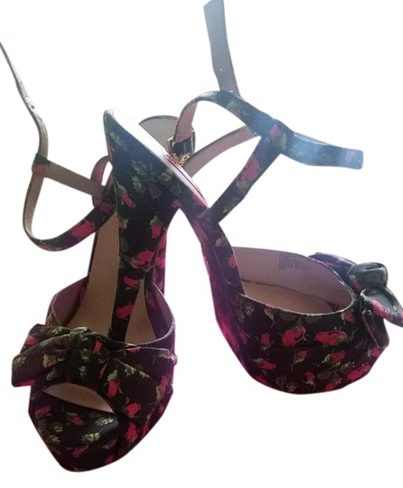 Betsey Johnson Multi Pumps Image 1