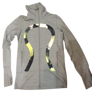 Lululemon Grey Stride Jacket