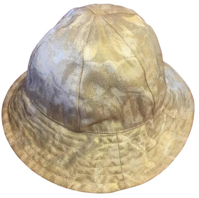 Item - Cream/White/Light Gold Signature Belle Hat