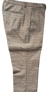 The Limited Capris Plaid