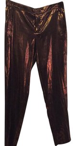 Club Monaco Trouser Pants metallic