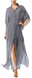 Stripe Maxi Dress by MICHAEL Michael Kors