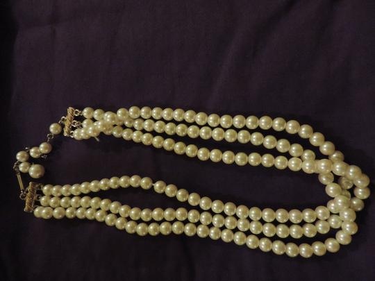 Other Faux Pearls/Monet, RMN, Vintage (lot of 8 necklaces and 1 bracelet)