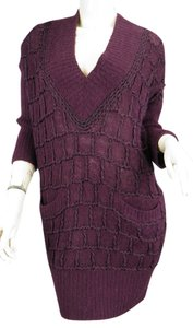 Catherine Malandrino Tunic Sweater
