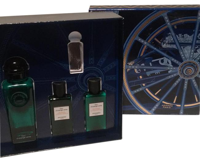 Item - Green Eau D'orange Verte - Eau De Cologne Set Fragrance