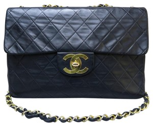 Chanel Lambskin Maxi Vintage Shoulder Bag