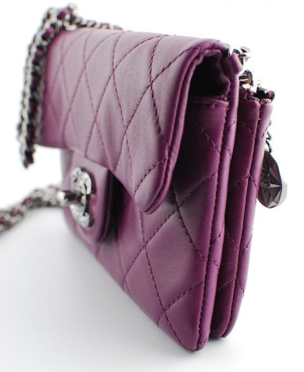 Chanel Mineral Nights Wallet On A Chain Woc Mini Cross Body Bag