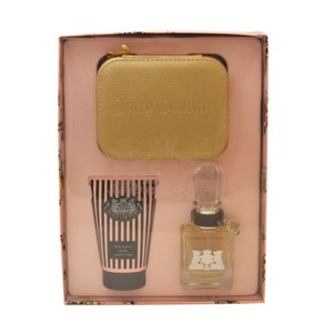 Juicy Couture 3pc Perfume - Body Sorbet Lotion & Keepsake Box Gift Set