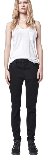 Item - Black Dark Rinse 002 Relaxed Fit Jeans Size 26 (2, XS)