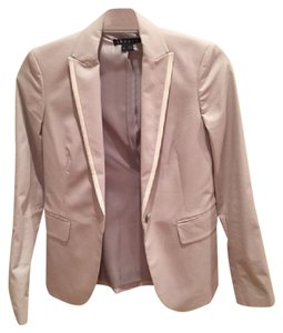 Theory Grey, Creme Blazer