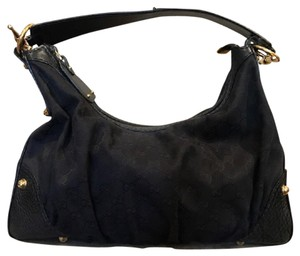 7586521a519f Black Gucci Hobo Bags - Up to 90% off at Tradesy (Page 3)