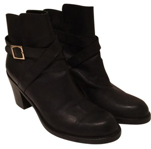 whyred black Boots