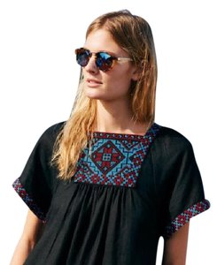 Madewell short dress Black Jcrew Zara Freepeople on Tradesy