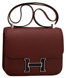 9caadd9dc1 Added to Shopping Bag. Hermès Cross Body Bag. Hermès Constance Mini ...