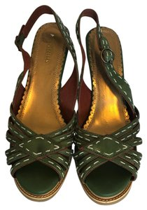Seychelles Green Wedges