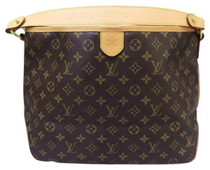 Louis Vuitton Lv Canvas Pm Delightful Hobo Bag