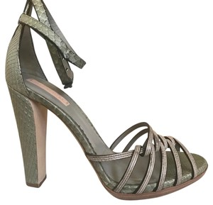 Reed Krakoff Green Pumps