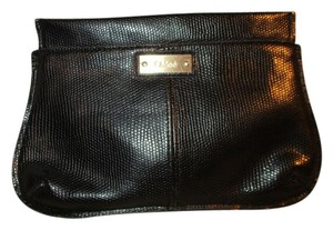 Chloé small reptile embossed faux leather
