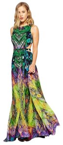 Multi tropical print Maxi Dress by Forever Unique Maxi Summer
