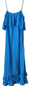 Blue Maxi Dress by Juicy Couture