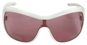 Dior Cannage 2 / S Solid White Womens Sunglasses