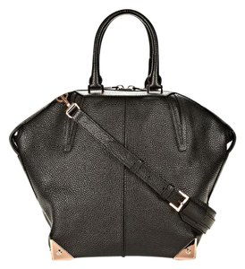Alexander Wang Leather Tote in Black