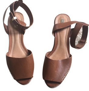 SCHUTZ brown Sandals