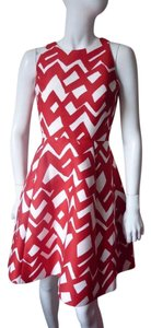 Kate Spade Madison Ave Collection short dress Red on Tradesy