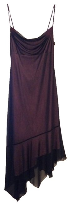 Preload https://img-static.tradesy.com/item/2111716/city-triangles-light-pink-with-black-sheer-spaghetti-strap-long-mid-length-cocktail-dress-size-4-s-0-0-650-650.jpg
