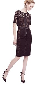 Byron Lars Beauty Mark Carissima Anthropologie Lace Dress