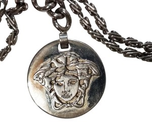 Versace VERSACE 30in NECKLACE with MEDUSA PENDANT MADE IN ITALY