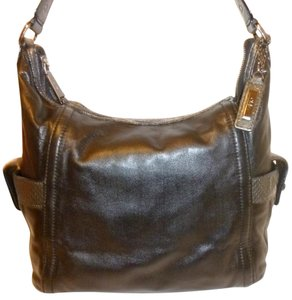 Cole Haan Refurbished Leather Lined Hobo Bag