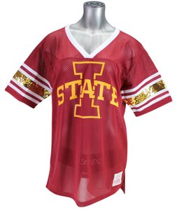 PINK Iowa State Cyclones Bling Jersey