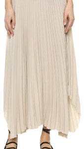 Helmut Lang Maxi Skirt natural