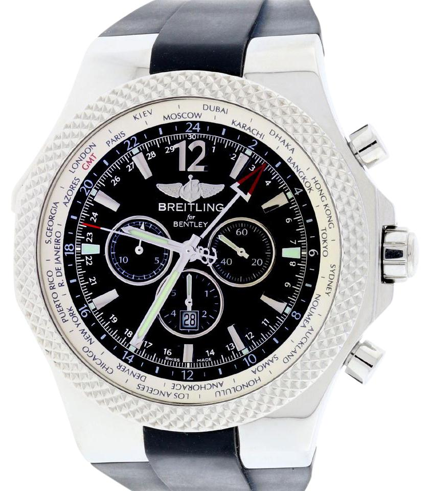 product stainless special gt steel motors bentley edition white breitling dial