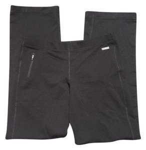 Athleta Straight Pants black
