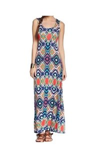 SUNSET Maxi Dress by Ella Moss