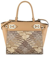 Nine West Satchel in CAMEL