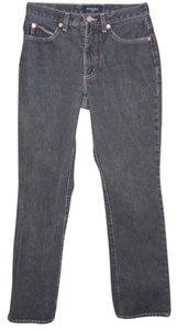Guess Vintage Straight Leg Jeans-Dark Rinse