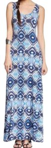 BLUE Maxi Dress by Ella Moss