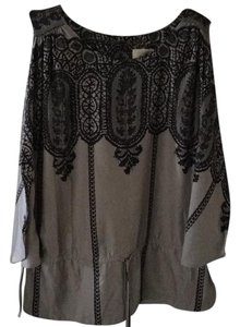 ECI New York Top Grey