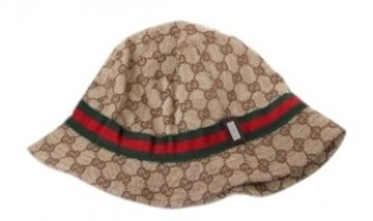 Preload https://img-static.tradesy.com/item/21119/gucci-beige-gg-canvas-redgreen-band-bucket-size-xl-hat-0-0-540-540.jpg