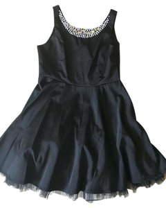 Charlotte Russe Cocktail Gossip Girl Pearls Modern Classy Dress