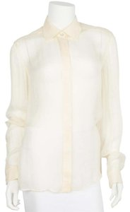 Stella McCartney Button Down Shirt sand