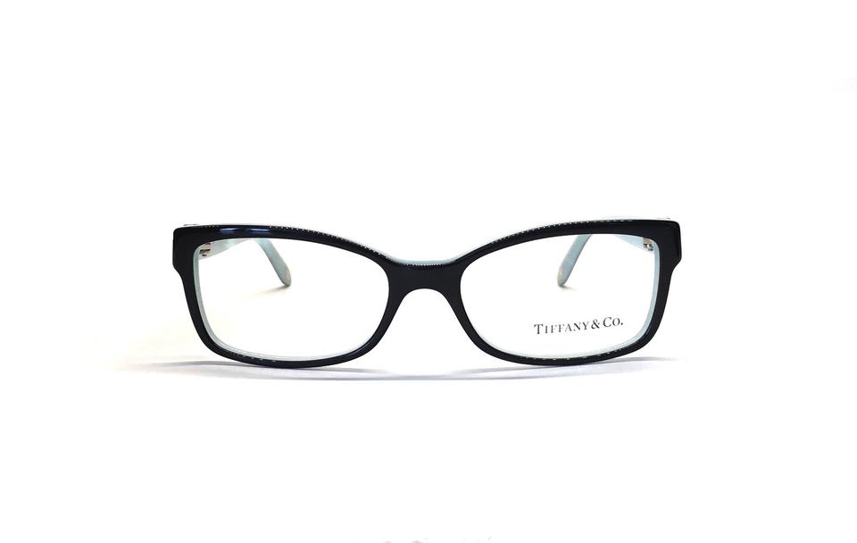0a5a381d69 Tiffany   Co. Black and Blue Tf 2064 8055 Glasses - Free 3 Day Shipping  Sunglasses - Tradesy