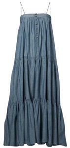 chambray Maxi Dress by APIECE APART