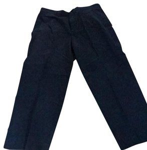 Giorgio Armani Relaxed Pants blue